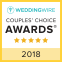 Couple's Choice Award 2018 WeddingWire